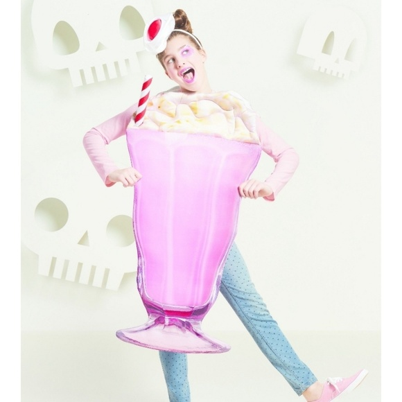 Strawberry Milkshake Costume ? & target Costumes | Strawberry Milkshake Costume | Poshmark